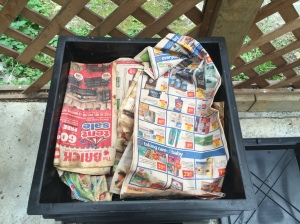 Newspaper Layer
