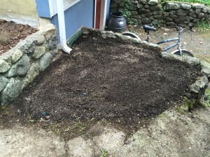 Seeded bed
